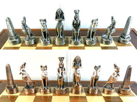 ancient chess set ancient theme chess set in inimitable design in