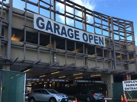Broadway Parking Garage broadway plaza still not charging for parking beyond the