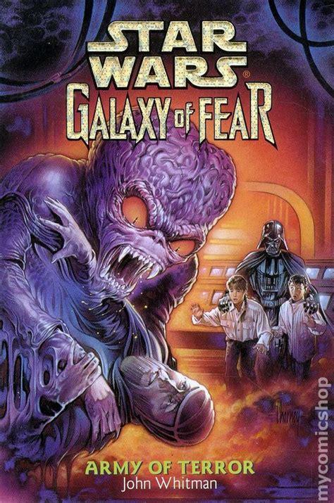 star of fear star 0802775888 star wars galaxy of fear sc 1997 1998 bantam novel series comic books