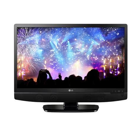 Monitor Lg Untuk Komputer jual lg 24mt48 monitor komputer tv tuner harga kualitas terjamin blibli