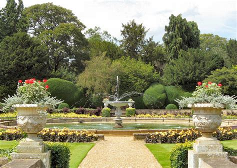 what makes tuscan landscape design so elegant design belton house gardens
