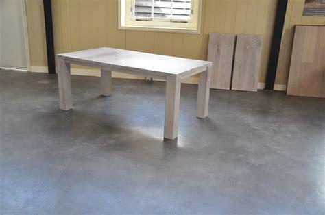 uitschuifbaar tafelblad maken uitschuifbare tafel stretch de eiken tafel nl