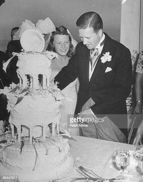 The Wedding Of Henry Ford II And Anne McDonnell Pictures