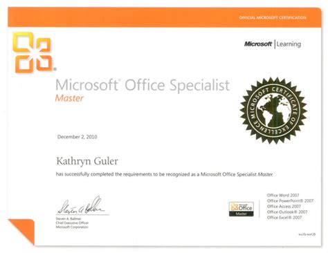 proficient with microsoft office ideas here s how to become a certified microsoft pro bgr 3