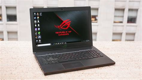 asus zephyrus gm501 a gaming laptop powered by intel s new six chips cnet