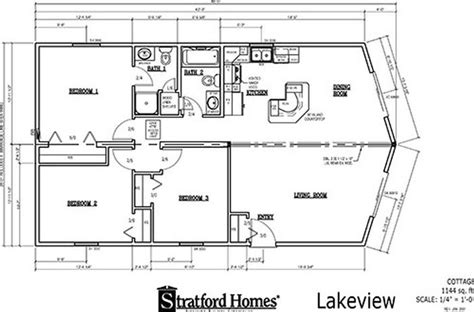 lakeview home plans cottage lakeview