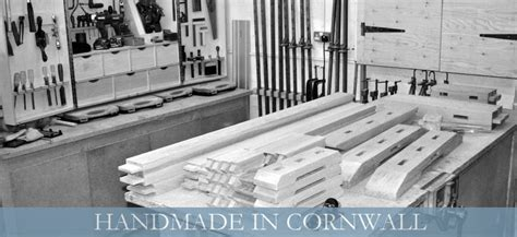 Handmade In Cornwall - mclaughlin furniture bespoke garden furniture handmade