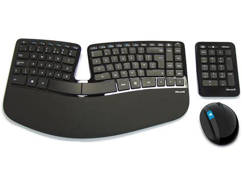 microsoft sculpt comfort desktop wireless usb keyboard and mouse wireless sculpt ergonomic desktop kbc 5261 the
