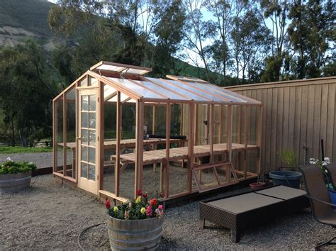 backyard greenhouse kit greenhouse kit attachable leanto greenhouse kits on sale