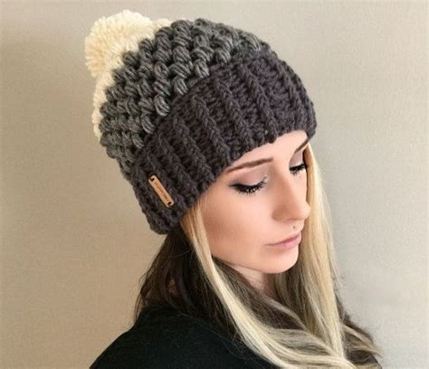 Letter Ribbed Beanie best 25 crochet hat patterns ideas on crochet