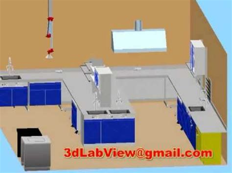 3d Design Lab Google | 3d laboratory furniture design youtube