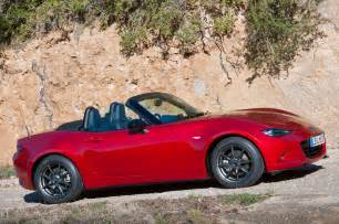 2016 mazda mx 5 miata fuel economy tops out at 36 mpg hwy