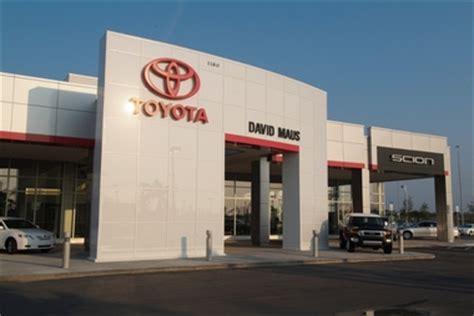 David Maus Toyota In Sanford Florida David Maus Toyota Longwood Fl