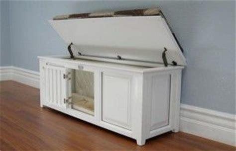 dog crate furniture bench dog crate furniture bench creative organizing pinterest