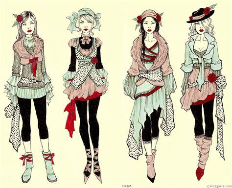 design concept fashion vinegaria concept art