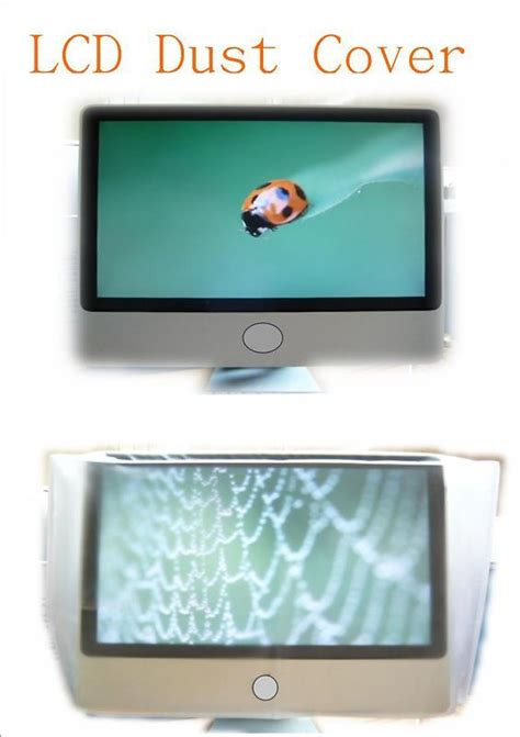 Tv Lcd Akari 21 Inch 21 quot or 22 quot inch computer or tv lcd screen dust cover ebay