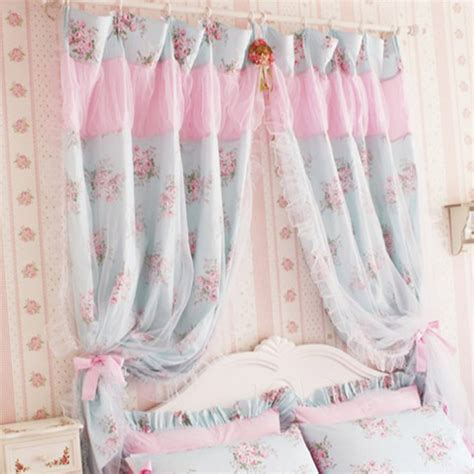 rose curtains rose curtain