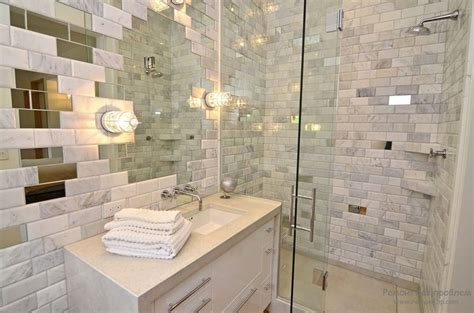 wainscoting bathroom tile 30 ideas for using wainscoting subway tile in a bathroom