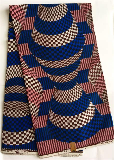 african print upholstery fabric african print fabric dutch wax ankara cream pink blue