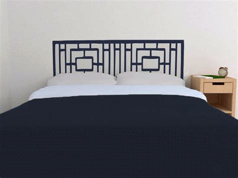 headboard decal king unavailable listing on etsy
