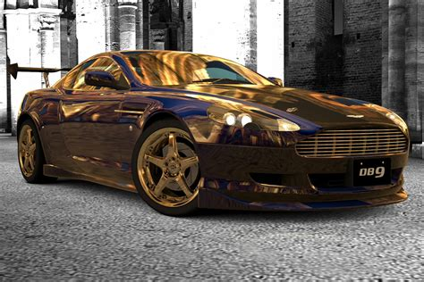 Aston Martin Db9 Custom 7 By Nightmareracer85 On Deviantart