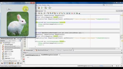 Imageicon In Java Swing Exle java swing tutorial a z part 5 jlabel with imageicon