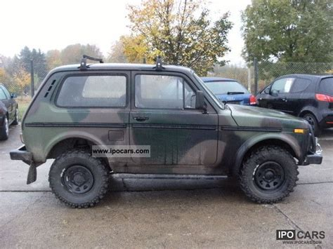 1990 Lada Niva 1990 Lada Niva Photos Informations Articles Bestcarmag