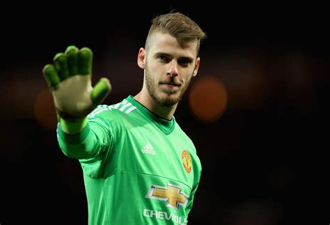 Di Gea by David De Gea Set To Stay At Manchester United Utdreport
