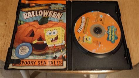 preguntas sobre peliculas de halloween dvd spongebob squarepants halloween 150 00 en mercado