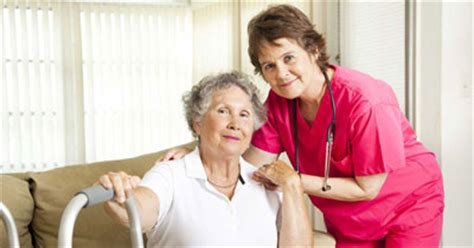 in home care for elderly parents caregiver vs