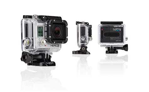 Gopro 3 Black designapplause gopro hero3 black edition