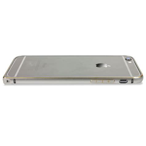 Dijamin Iphone 6 Aluminium Bumper Silver iphone 6 aluminium bumper silver reviews mobilezap australia