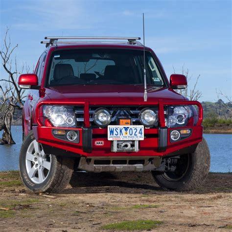 Tanduk Depan Land Pajero Sport Arb arb n 225 razn 237 k deluxe combination bar mitsubishi pajero v80 v90 offroad obchod