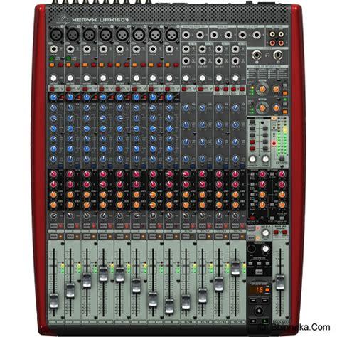 Mixer Recording Murah jual behringer mixer recording ufx1604 murah bhinneka