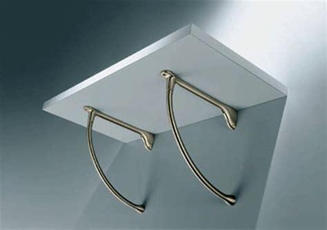 staffe per mensole in vetro reggimensole per mensole in vetro e legno
