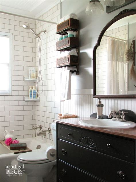 budget friendly bathroom remodel hometalk budget friendly farmhouse bathroom remodel reveal