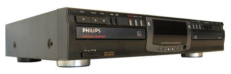 format audio cd normal philips cdr 765 image 742751 audiofanzine