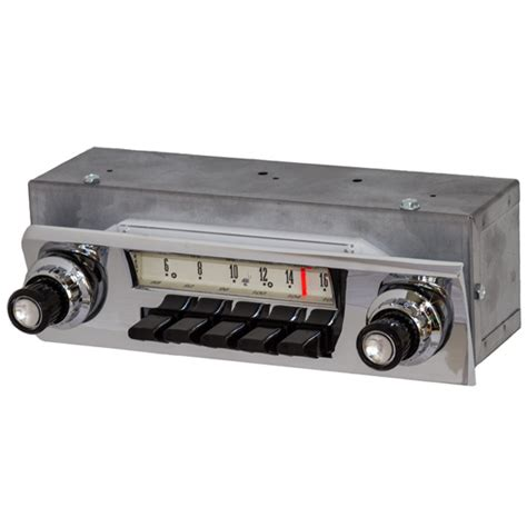 1964 ford fairlane radio oe replica 422291b