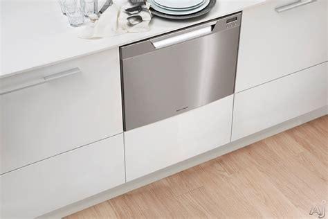 Single Drawer Dishwasher Sink by Fisher Paykel Dd24stv2 Semi Integrated Single Drawer