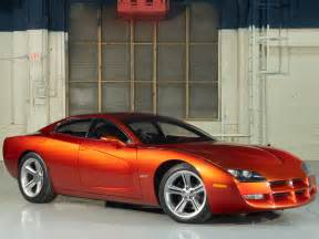 dodge charger r t concept 1999 concept cars