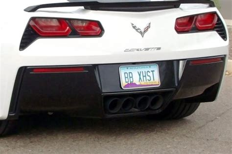 bullet boats incorporated 2014 2018 c7 corvette b b billy boat bullet exhaust system