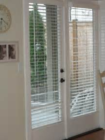 Blinds For Doors With Glass C B I D Home Decor And Design Privacy Issues