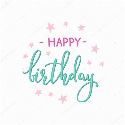 imagenes vectoriales feliz cumpleaños signo de letras de feliz cumplea 241 os archivo im 225 genes