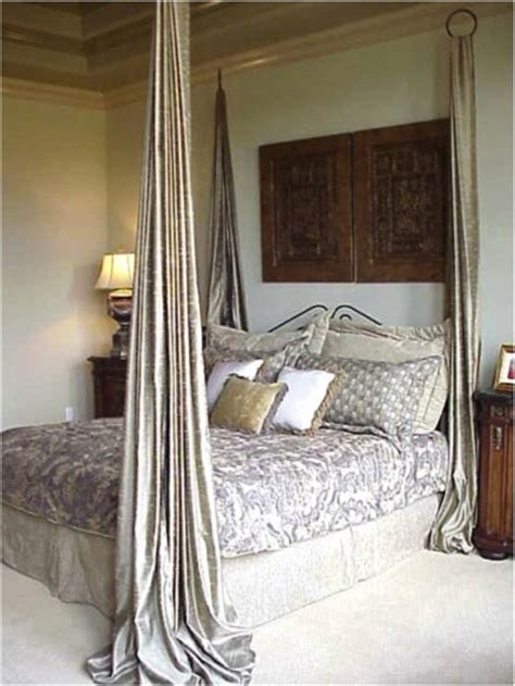 diy bed canopy easy diy bed canopy do it yourself ideas
