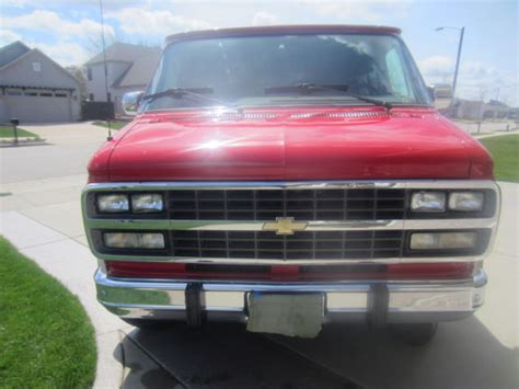 Winters Chevrolet Chevrolet Conversion 350 V 8 Great Condition