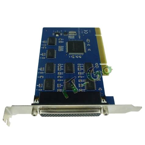 serial 8 port pci card 8 serial port pci card rs232 db9 pci 024 04 it go