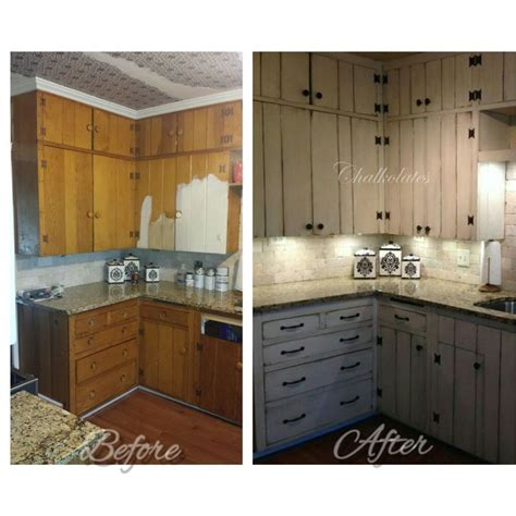 Custom White Kitchen Cabinets Custom Painted Kitchen Cabinets By Chalkolates Original