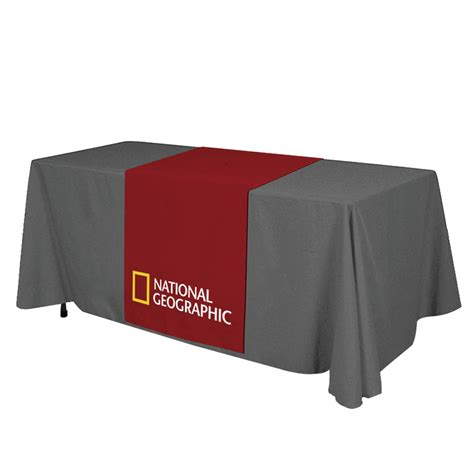 Table Throws by Aliexpress Buy Heat Transfer Printing 6 Three Sided Table Cloth Table Cover Table