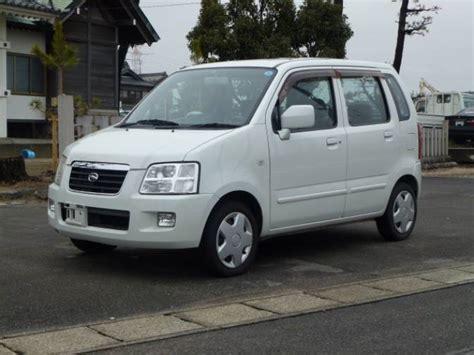 Suzuki Wagon R 1 3 2003 Suzuki Wagon R Solio Ma34s 1 3 For Sale Japanese