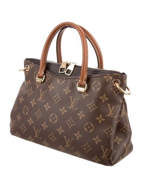 louis vuitton monogram pallas bb handbags lou